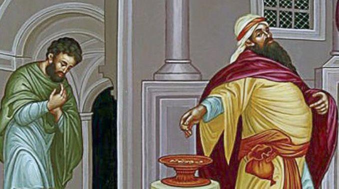 fariseo pubblicano
