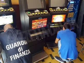"Sequestrate nell'albese 20 slot machine ""truccate"""
