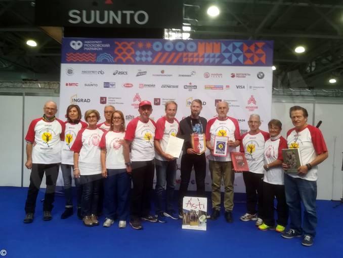 maratoneti asti a Mosca