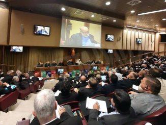Carlo Petrini interviene al Sinodo sull'Amazzonia