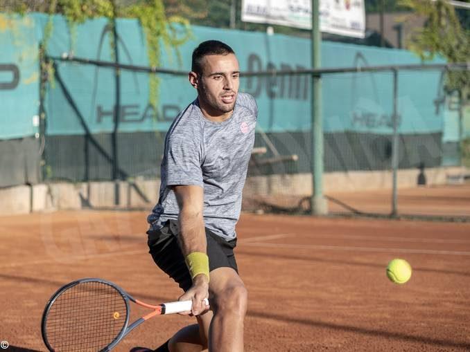 Tennis: Roggero vince ad Alba l'Open del tartufo 1