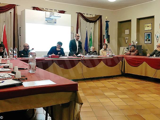 Consiglio comunale castagnole