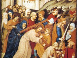 Il potere di Cristo che proviene dalla sconfitta