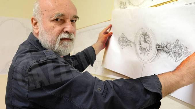Emil Marinov Tzeinsk: le icone, tra arte e fede 3