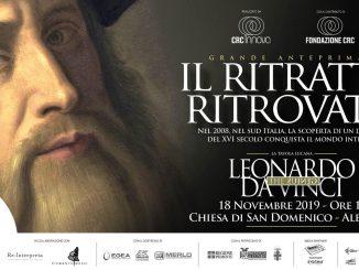 """In mostra la """"Tavola Lucana"""" di Leonardo da Vinci"""