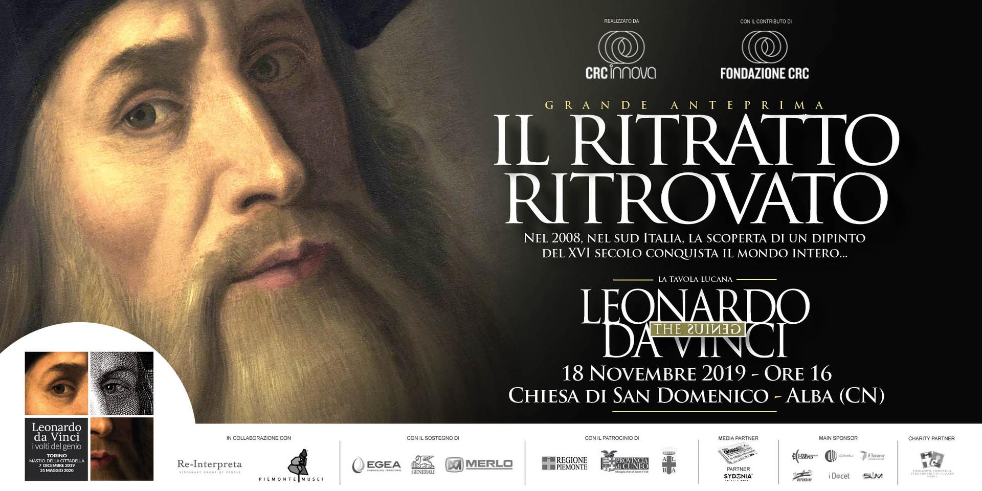 Invito Leonardo