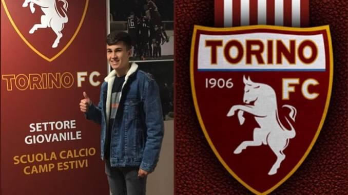 Leonardo Vespa di Castagnole delle Lanze è un nuovo giocatore del Torino under 17
