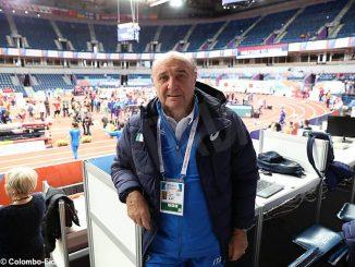 Atletica e balon in lutto: è morto l'allenatore Elio Locatelli
