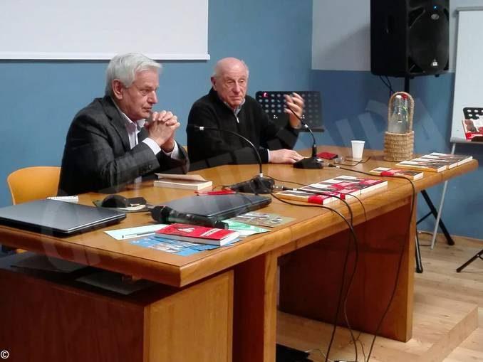 Senza colpa in questo inferno: l'antropologo Piercarlo Grimaldi presenta il suo libro 1