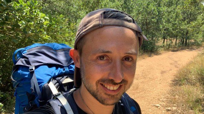 Marco, 6mila chilometri a piedi contro la sclerosi multipla 1