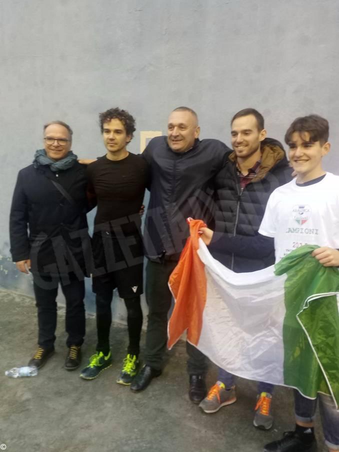 Massimo Vacchetto scudetto 2019-2