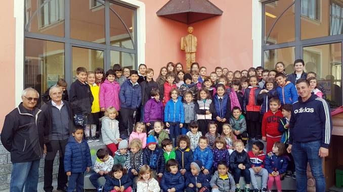 Cossano: aiuto dato alla scuola dal sindaco-mediatore