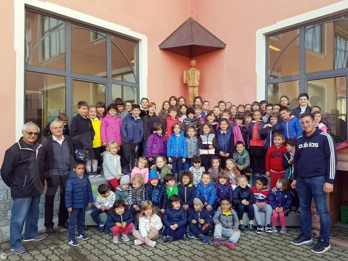 Nuove attrezzature per la scuola di Cossano Belbo