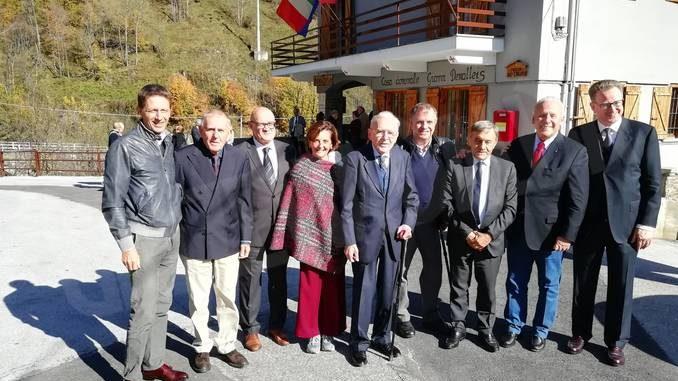 L'omaggio di Castelmagno a Giacomo Oddero 1