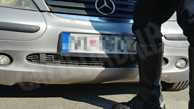 Due auto sequestrate dalla Polizia locale di Guarene