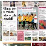 La copertina di Gazzetta d'Alba in edicola martedì 5 novembre