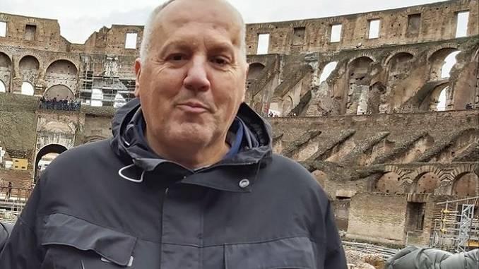 Ritrovato a Roma il fossanese Luciano Rocca