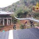 Crollo del viadotto: nuovamente chiusa la Torino-Savona