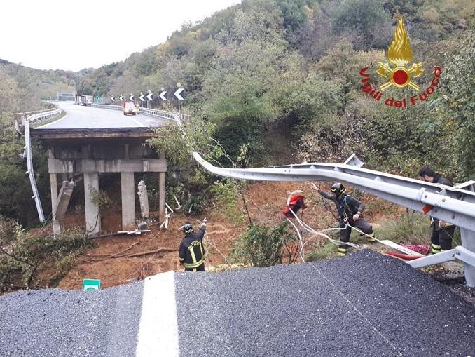 Viadotto vigili del fuoco