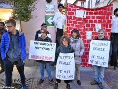 Basta a tutti i muri: la manifestazione ad Alba 1