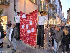 Basta a tutti i muri: la manifestazione ad Alba 2