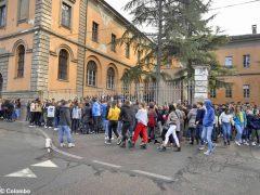Grande adesione alla prova di evacuazione di Alba per commemorare i 25 anni dall'alluvione 5