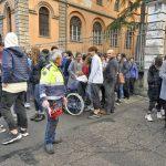 Grande adesione alla prova di evacuazione di Alba per commemorare i 25 anni dall'alluvione
