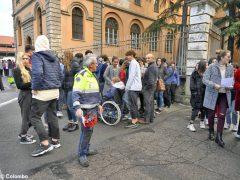 Grande adesione alla prova di evacuazione di Alba per commemorare i 25 anni dall'alluvione 6