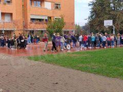 Grande adesione alla prova di evacuazione di Alba per commemorare i 25 anni dall'alluvione 11