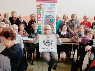 I lavori a maglia del gruppo Cocoon nel progetto anti-violenza sulle donne