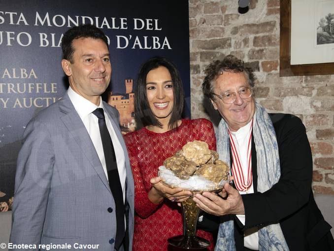 Ventesima Asta mondiale del tartufo, battuti lotti per 420mila euro 1