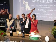 Ventesima Asta mondiale del tartufo, battuti lotti per 420mila euro 6