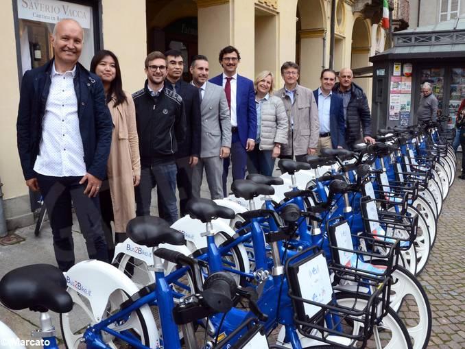 bike sharing alba