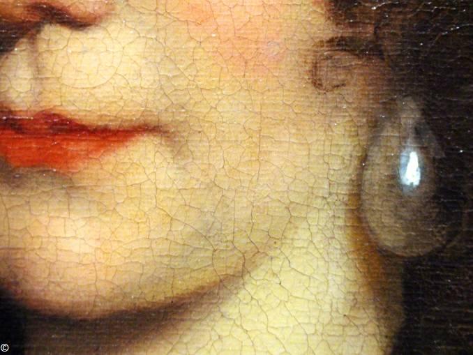 dipinto dettaglio