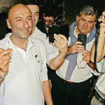 Alla distilleria Levi il rito dell'accensione dell'alambicco per realizzare la famosa grappa
