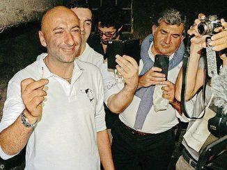 Alla distilleria Levi il rito dell'accensione dell'alambicco per realizzare la famosa grappa 1