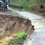 Frane e smottamenti in valle Belbo: rinviato il Rally delle merende