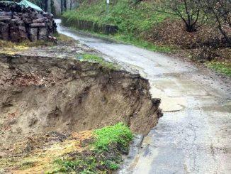 Frane e smottamenti in valle Belbo: rinviato il Rally delle merende 1