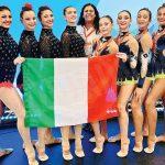 Ginnastica: in Coppa del mondo a Tallinn Alba si piazza al terzo posto