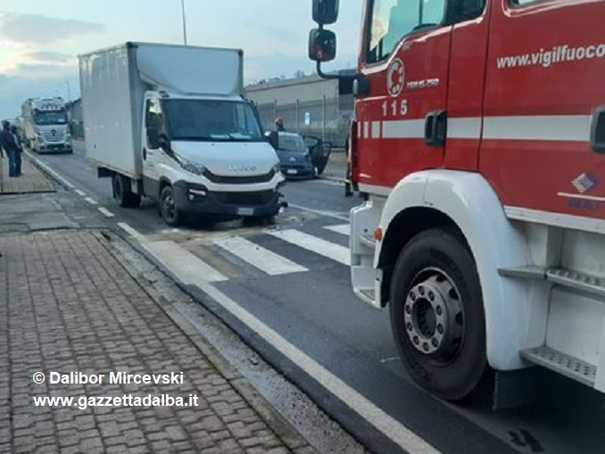 incidente cinzano