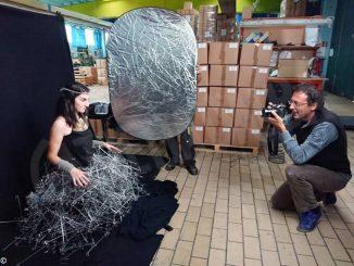 I dipendenti del mollificio di Belveglio protagonisti di una mostra fotografica