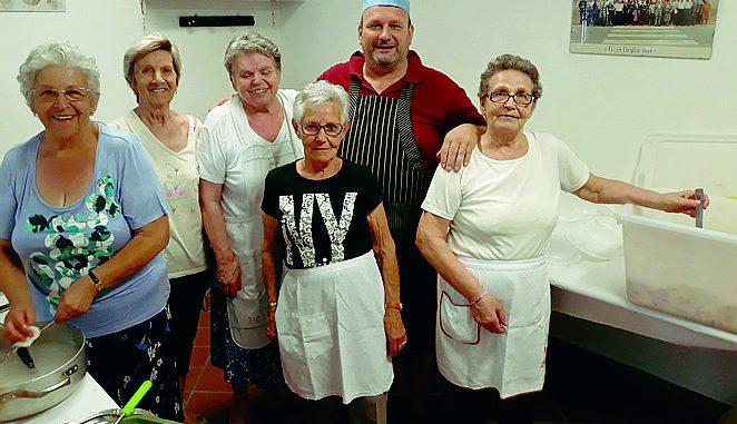 L'Associazione pensionati per Natale darà contributi a favore della chiesa e della torre