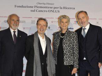 Consegnato aRoberto Benigni  il Premio Langhe Roero Monferrato 1