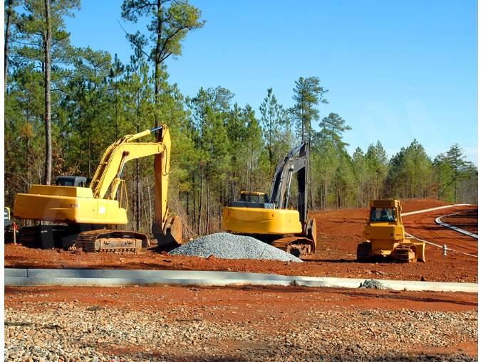 scavatori movimento terra