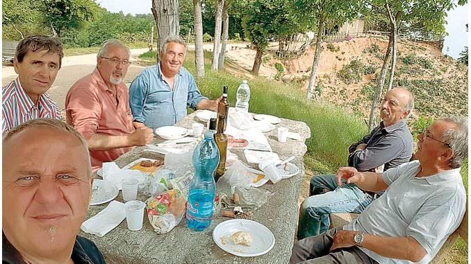 Montà: il santuario dei Piloni ripulito dai volontari
