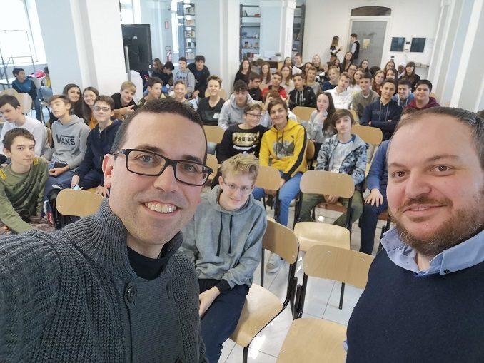 Al Cocito di Alba esperimento sociale contro le Fake news 1