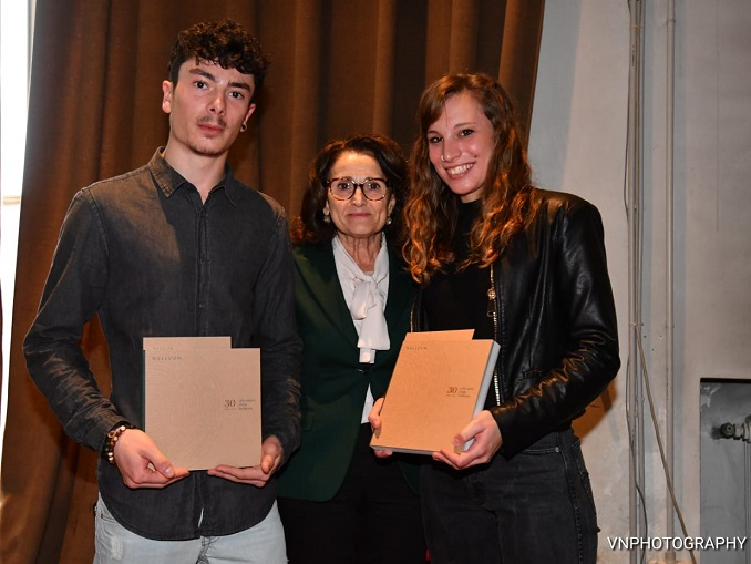 Andrea Bazzano, Marinella Cristino Minetti, Alice Grasso (1)