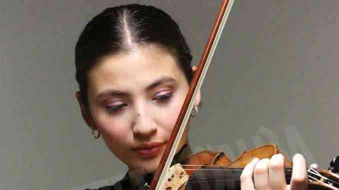 Concerto di Capodanno con Alba music festival: Strauss e il violino magico 1