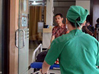 Nicoletta, infermiera all'ospedale di Alba