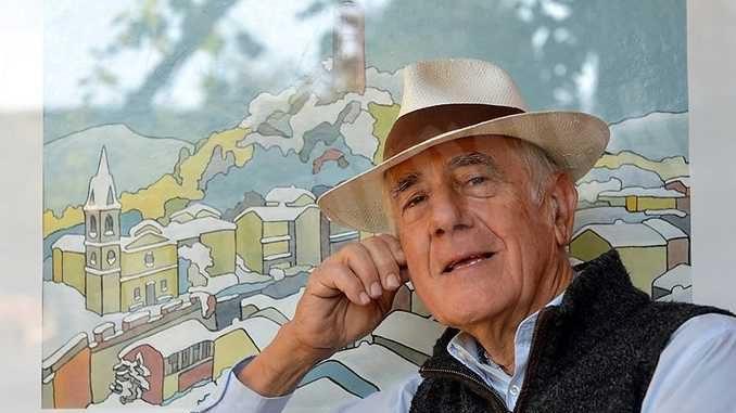 Il pittore Gianni Gaschino presenta la sua prossima mostra dal titolo Ritorno alle origini